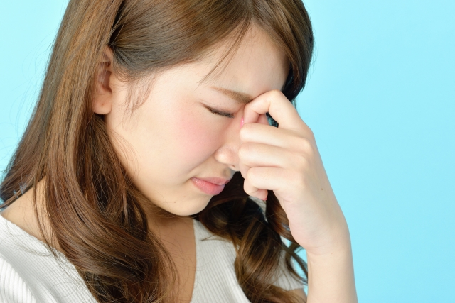 蓄膿(副鼻腔炎)